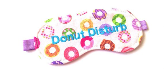 Are You Seeking More Sleep or Craving a Donut?